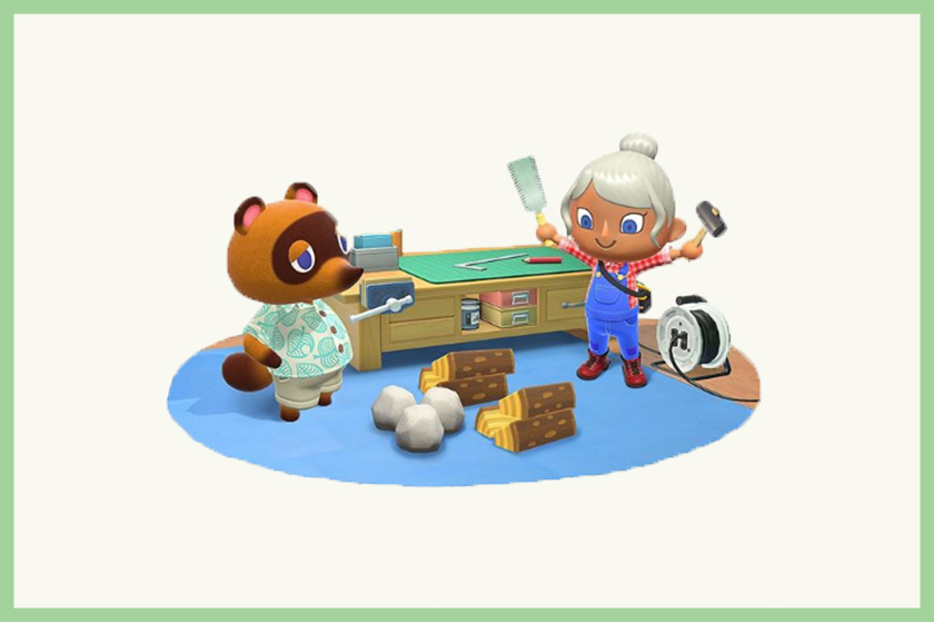 animal crossing app nooker