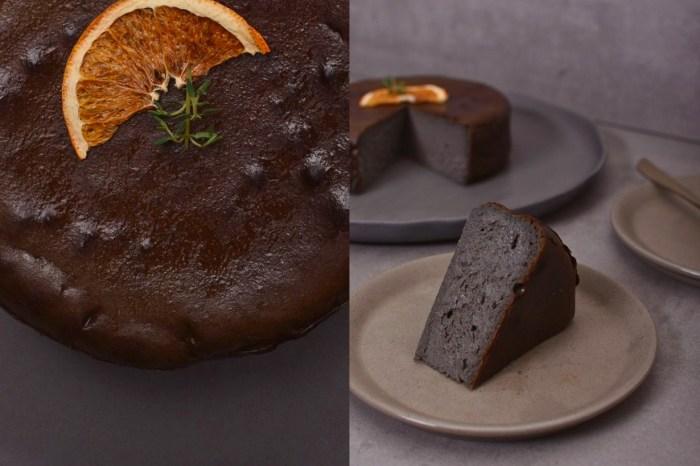 5 月 ACME 限定:引起討論的暗黑系蛋糕,原來是濃郁黑芝麻和 Cream Cheese 紮實口感!