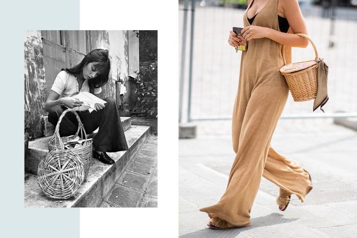 買得起的「Birkin Bag」!說到夏日法式風格,又怎能沒有這款手袋?