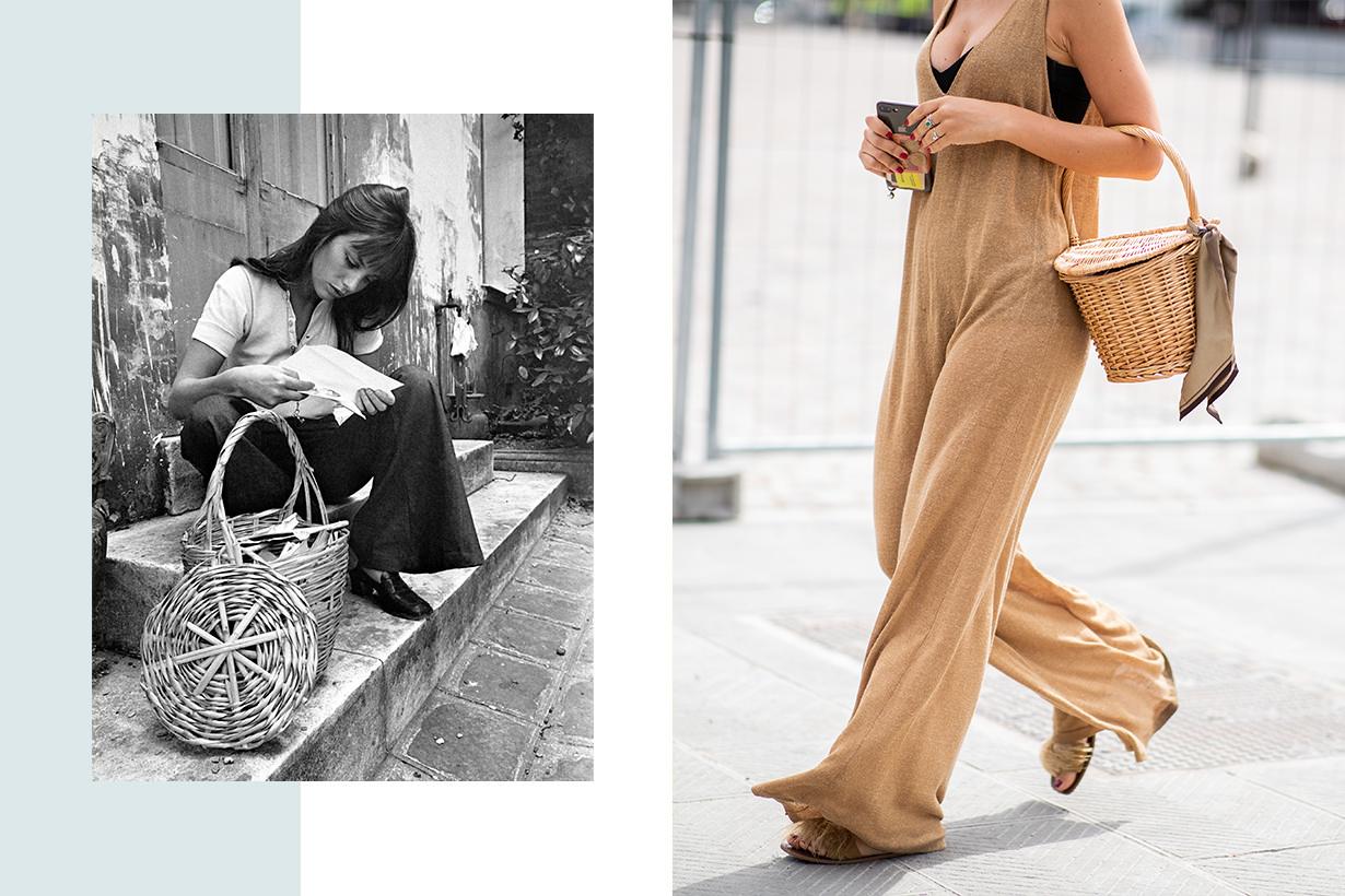 Basket Bag Summer Bag Trend