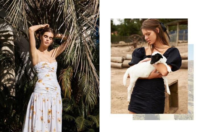 夏季想入手清新的連身裙?這個人氣澳洲品牌正在打折中!