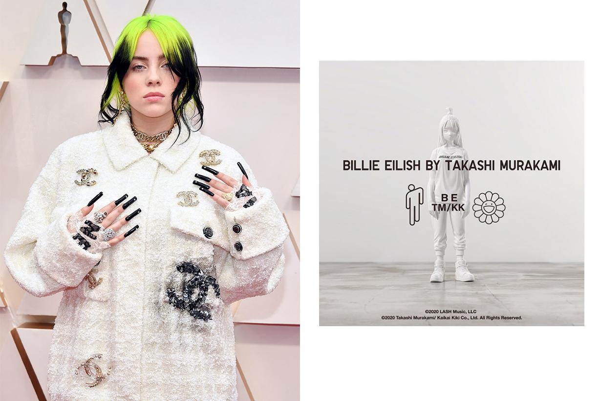 Billie Eilish, Takashi Murakami Team Up for Uniqlo Collaboration