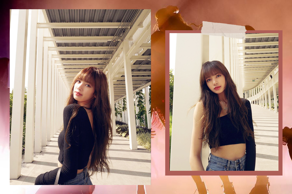 BLACKPINK Lisa Jennie Rose Jisoo Youth With You Chinese Variety Show iQIYI Law of attractions secret of success k pop korean idols celebrities singers girl bands