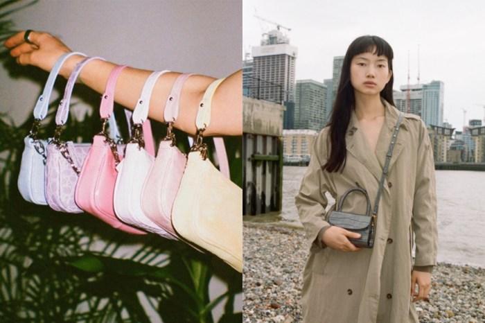 除了春夏專屬的粉色,By Far 的高級灰調手袋也即將賣光!