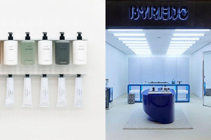 一覽 BYREDO 台灣首間概念店令人著迷的空間,全球銷量前三名的這瓶香氛再次回歸!