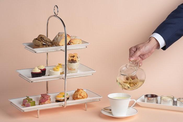 必試的人氣曲奇下午茶!Cookie Department x Café Gray Deluxe 破格合作