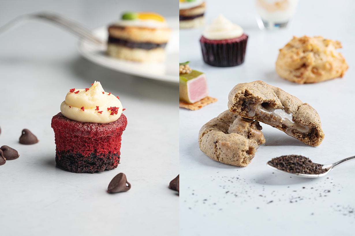Cookie Department x Café Gray Deluxe Afternoon Tea