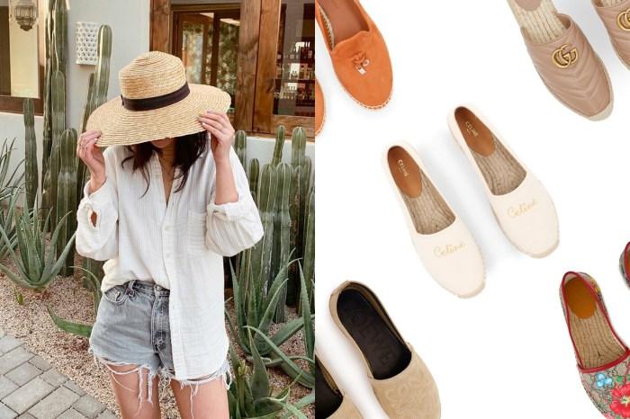 踩著愜意出門:夏日必備的 10+ 草編鞋推介,中價位更好下手!