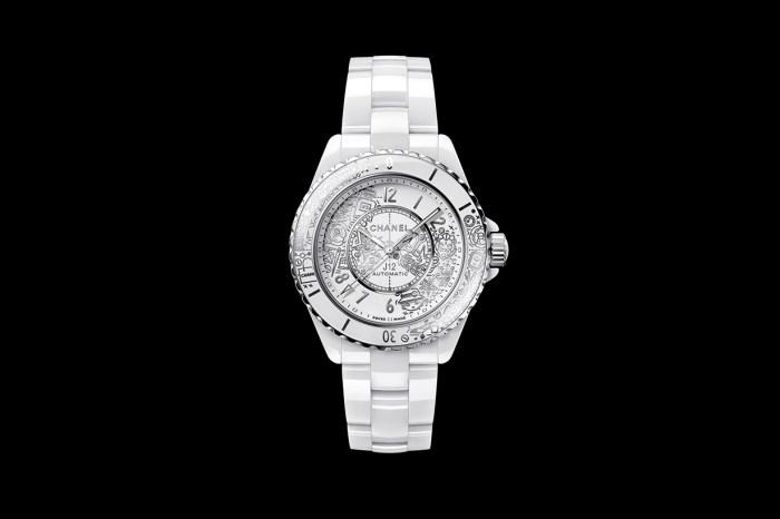 如果人生中只買一枚腕錶,Chanel J12 一定榜上有名!