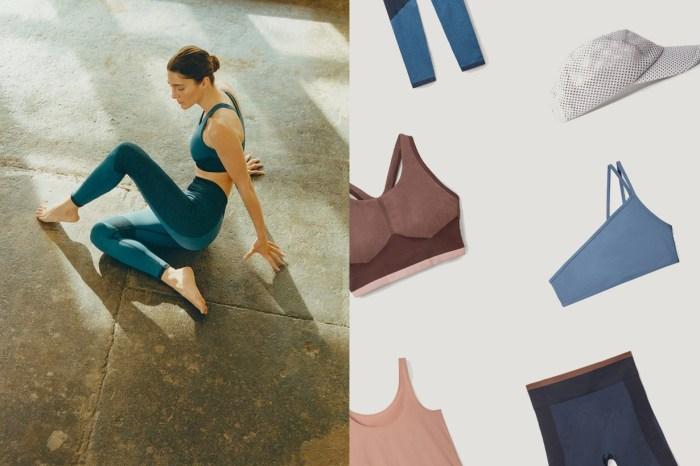 極簡女生請注意:COS 推出首個運動服系列,線條俐落又能顯瘦!