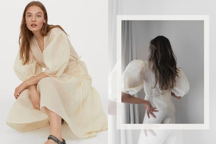 H&M 這件 HK$279 的夏季上衣,意外受到 IG 時尚潮人的追捧!