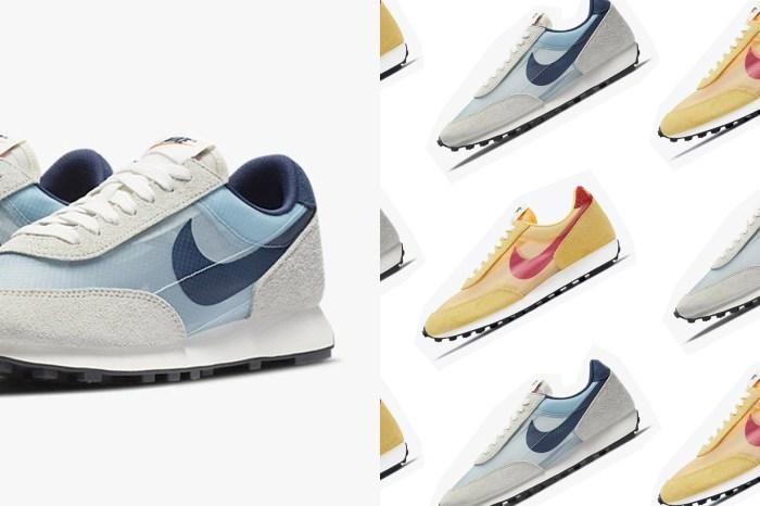 屬於夏日的半透明果凍鞋面,Nike 人氣波鞋 Daybreak 再添特別版!