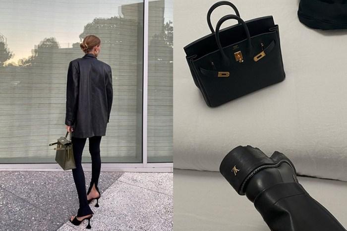 值得投資的夢幻淺力股,Hermès 稀有復古手袋在這裡可以找到!