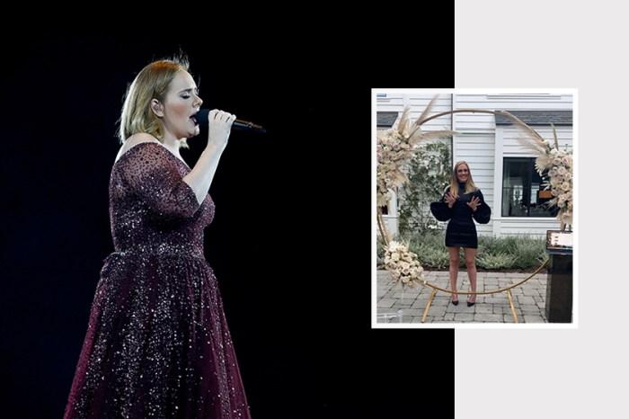 時隔 4 個月:Adele 最新近況照曝光,令網民直呼根本判若兩人……