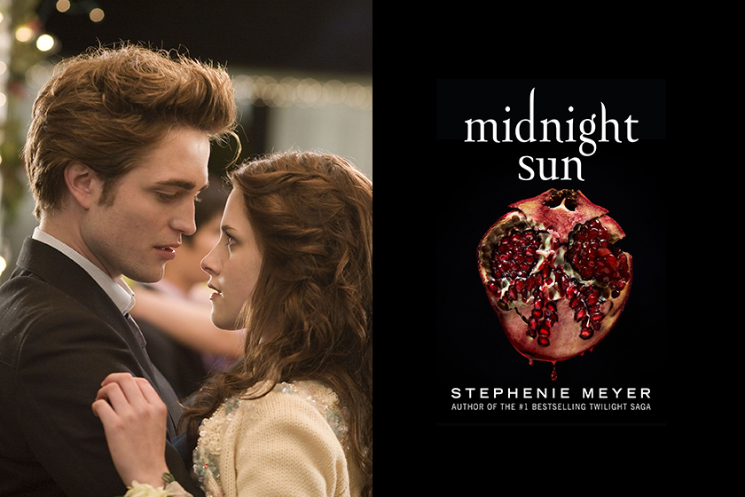 twilight book midnight sun release stephenie meyer Edward cullen love story