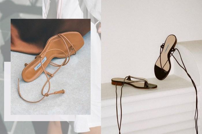 夏天想買涼鞋別錯過!這個極簡風品牌,歐美、日本女生也大愛?