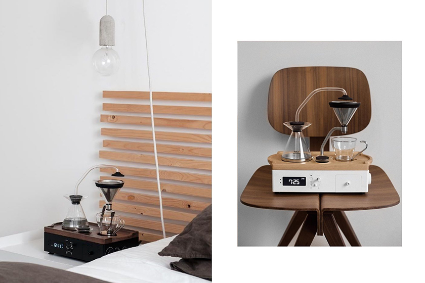 joy resolve the barisieur immersion edition tea brewing alarm clock lifestyle