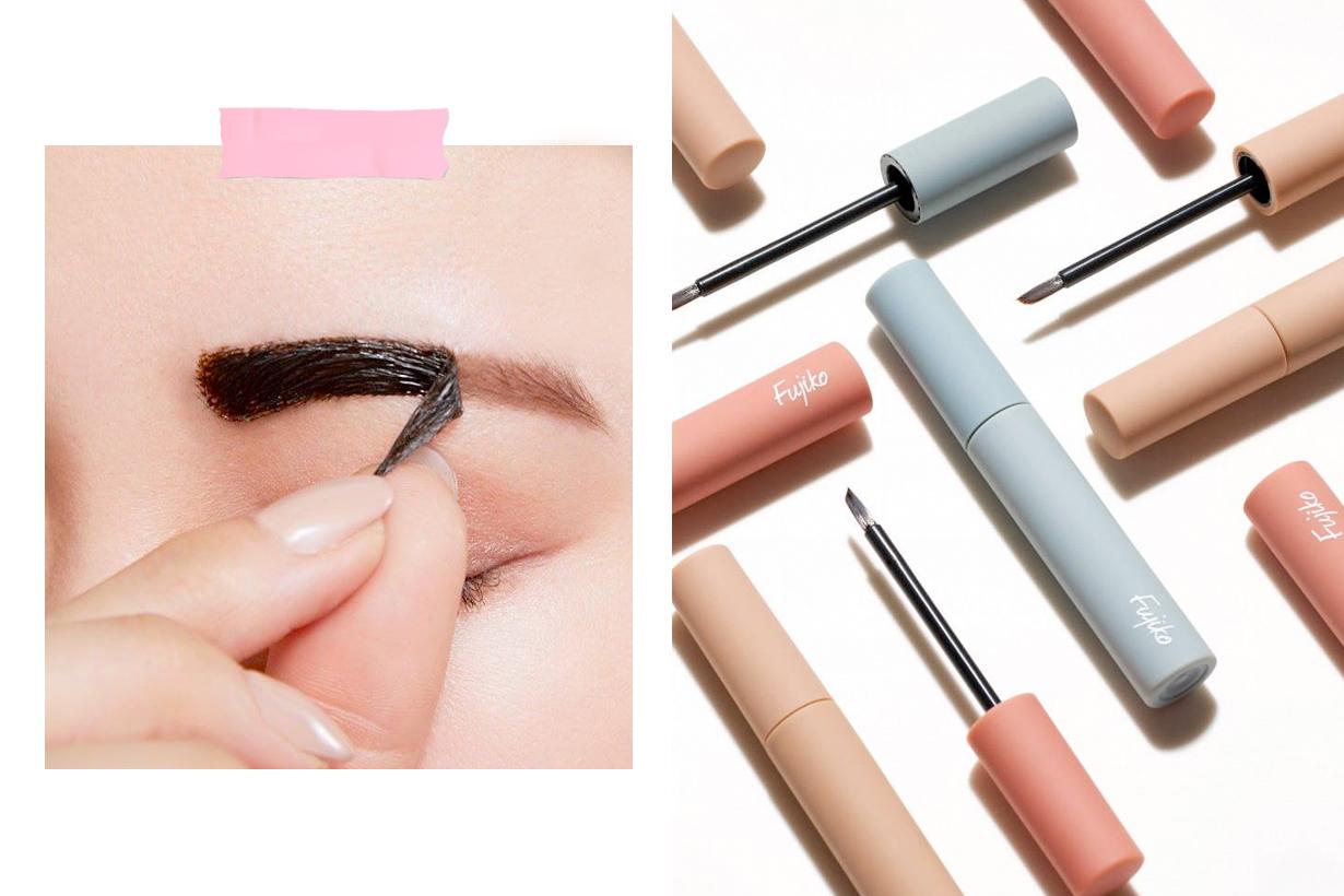 fujiko new eyebrow mayu tint SVR