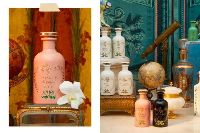 沈醉在古老奇異的舊時代,Gucci Beauty 新添的 2 款香氛一樣珍貴又迷人!