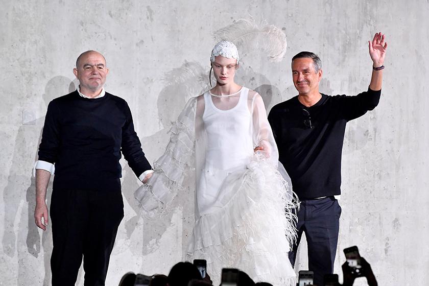 Dries Van Noten designers executives open letter fashion industry calendar deliveries