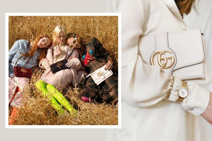 又一顆滄海遺珠!Gucci 這款手袋是簡約美愛好者必定會喜歡的!