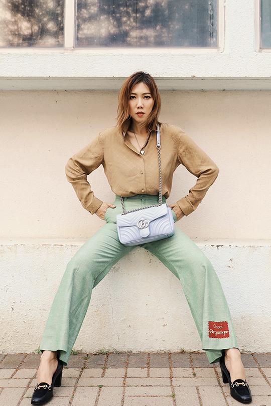 gucci-GG Marmont Pastel handbags