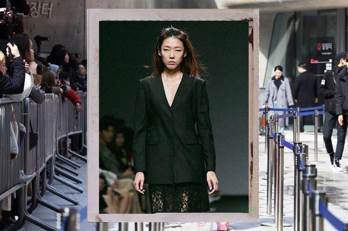能夠把取消了的首爾時裝週重現,名模韓惠珍是你值得認識的名字!