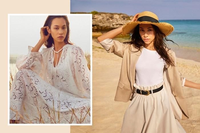 今個夏天要如何穿出時尚氣質?從 H&M x 水原希子造型目錄中找答案!