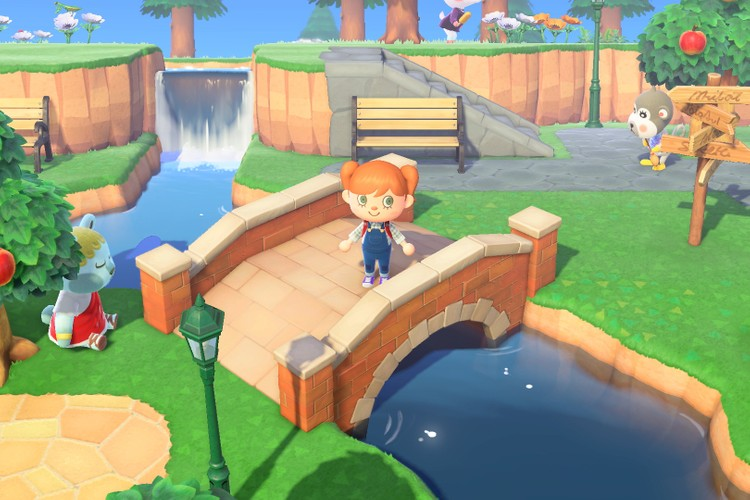 Terrace House in Animal Crossing New Horizons
