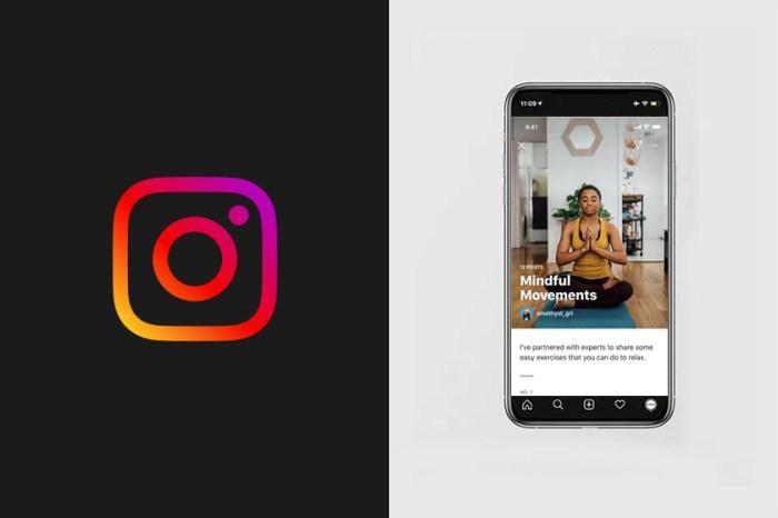 跟著 Instagram 上課:全新功能「Guide」讓你隨時保持身心健康!