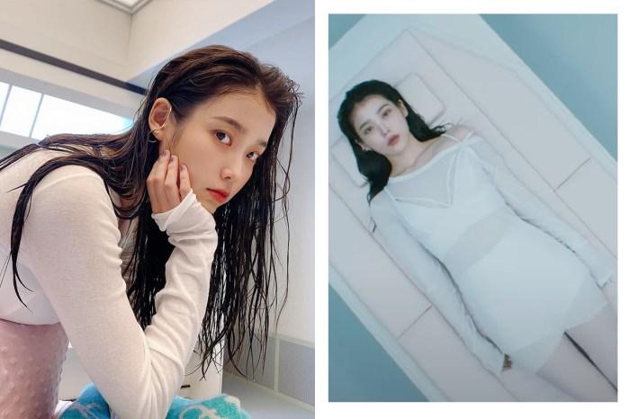 IU 新歌《eight》疑藏悼念雪莉和鐘鉉訊息,粉絲一看 MV 便感動流淚!