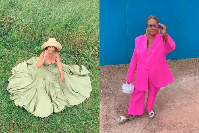 最特別的故事:讓奶奶作為模特兒,Jacquemus 鏡頭下最有愛的 Campaign!