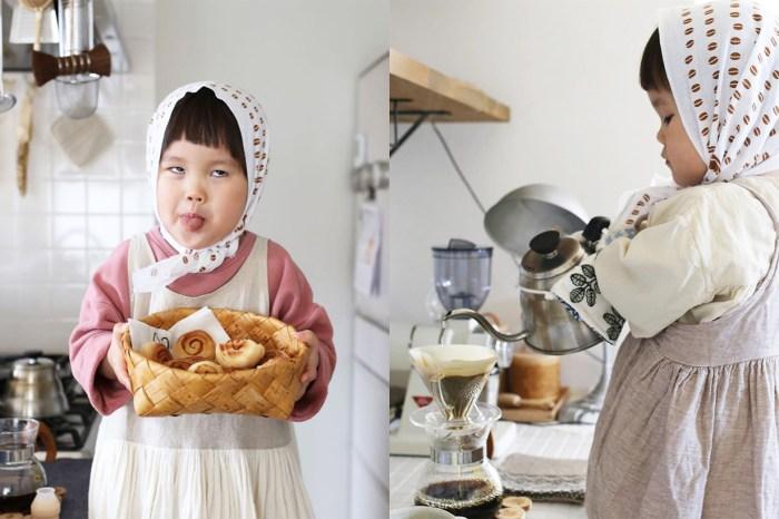 疫情之下多少人變廚神?但也不夠這個北海道女孩這麼討喜!
