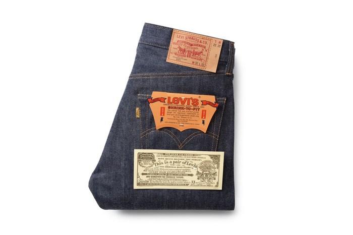 為慶祝 501 Day,Levi's 推出 Golden Ticket 牛仔褲!其中 5 條內有乾坤?
