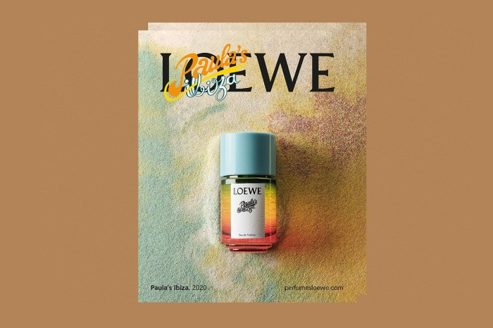 Loewe 推出 Paula's Ibiza 香水,最適合瀟灑不羈的女生!