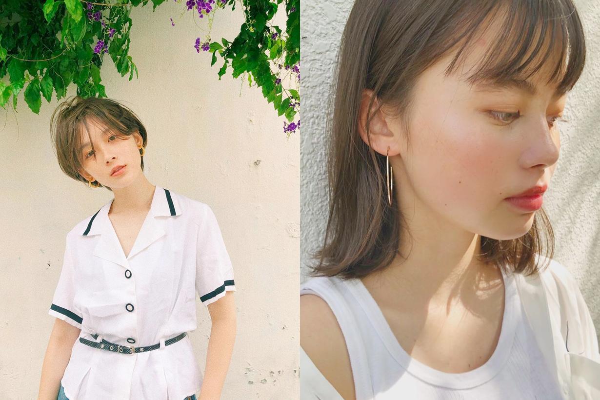 face massage self japanese girl chin
