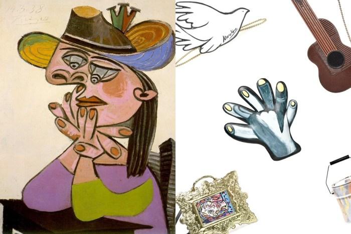 藝術也能存在於生活中,Moschino 新一季的這些手袋都對應了畢卡索的畫!