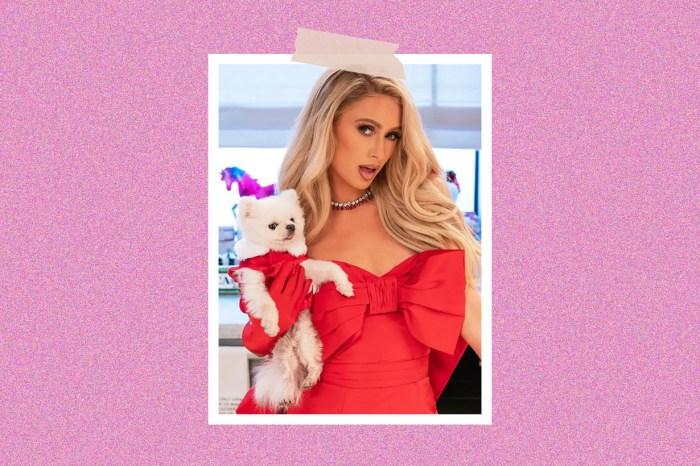 能夠想到穿著晚禮服錄煮菜節目的,天下間大概只有 Paris Hilton 一人!