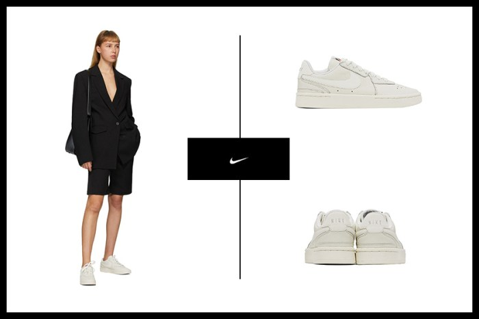 限定發售:Nike 這一雙皮革波鞋,極簡設計穿出率性與優雅!