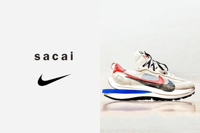 還沒買到又有新款… Sacai x Nike 再添經典又耐看的時髦新配色!