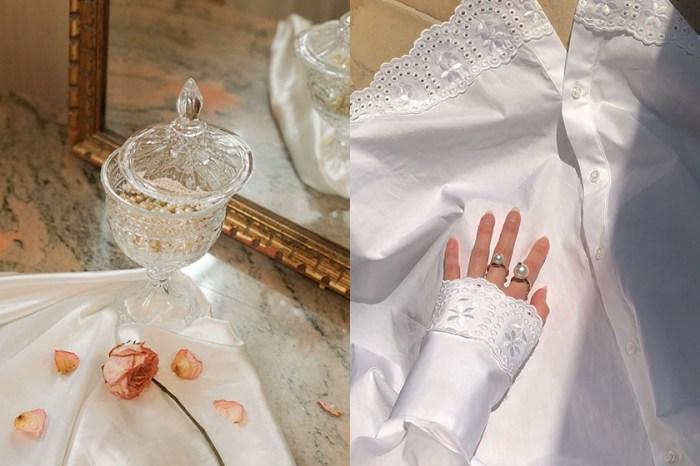不張揚的優雅:極簡設計+高性價比的珍珠戒指,怎能不讓人一眼愛上?