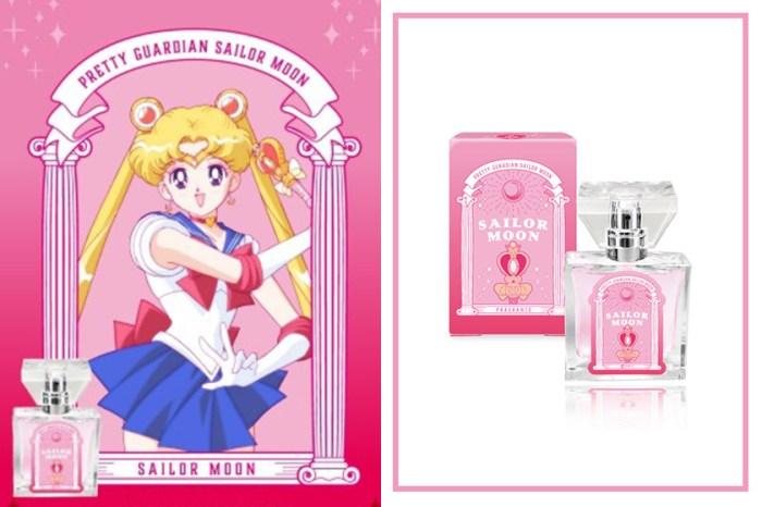 《美少女戰士》推出 13 款氣味香水,讓你聞著就能想起不同角色!