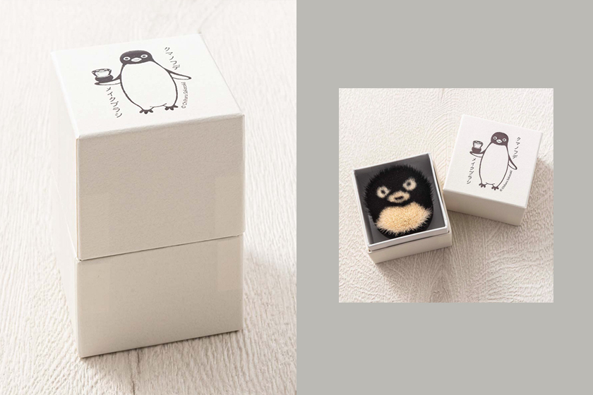 chiharu sakazaki penguin kumanofude brush makeup collection