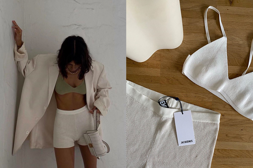 Jacquemus ssense loungewear capsule collection hottest piece