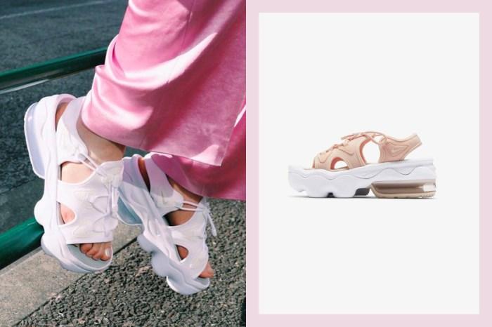 好評再出新色:Nike Air Max Koko 厚底波鞋,再推出柔嫩粉與暗黑色!