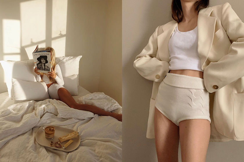 Vestiaire Collective vintage secondhand demond comfortable lifestyle loungewear