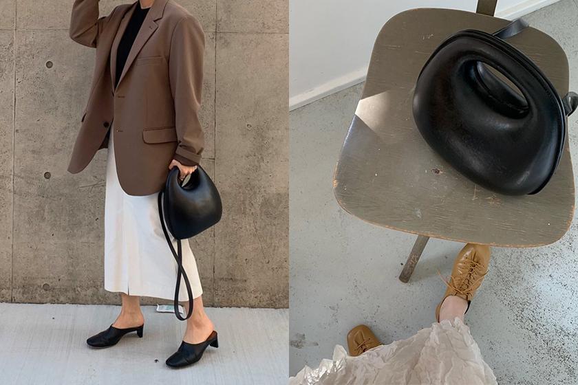 Lemaire Egg Bag 2020 fw handbags collection