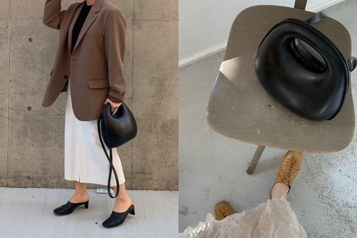 不易撞款的極簡設計:Lemaire 這款蛋型手袋,拎出低調法式摩登!
