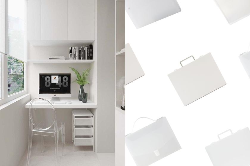 Muji PVC Office supplies lifestyle