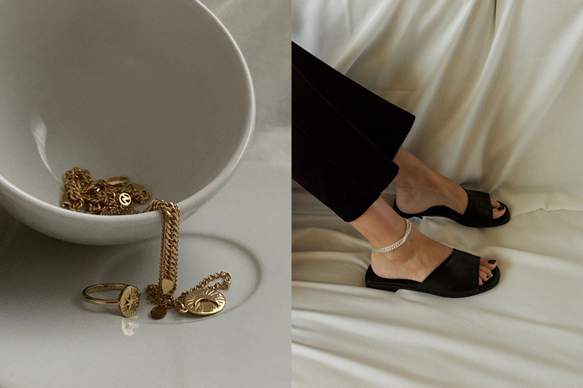 LEBRAND accessories anklet instagram fashion bloggers